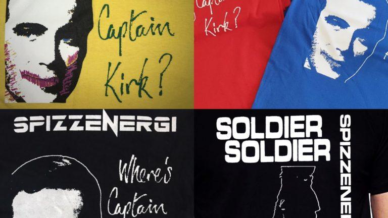 Spizzenergi t-shirts